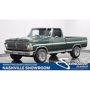1971 Ford F100 for sale 101371664