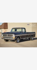 1971 Ford F100 for sale 101404085