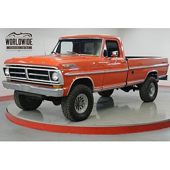 1971 Ford F250 for sale 101095798