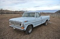 1971 Ford F250 2WD Regular Cab for sale 101067379