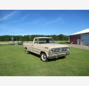 1971 Ford F250 for sale 101234962
