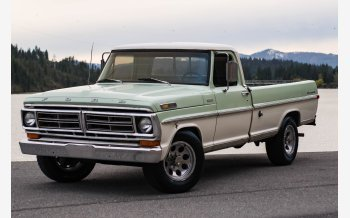 1971 Ford F250 Camper Special for sale 101321295