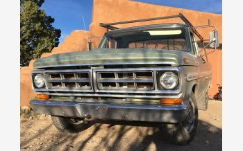 1971 Ford F250 Camper Special for sale 101360074