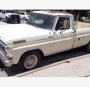 1971 Ford F250 for sale 101371416