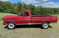 1971 Ford F250 2WD Regular Cab for sale 101394566