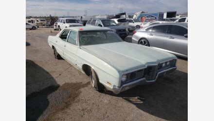 1971 Ford Galaxie for sale 101412334