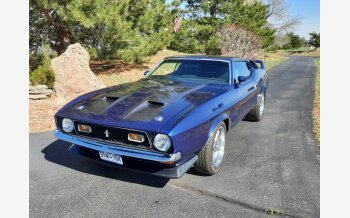 1971 Ford Mustang Mach 1 Coupe for sale 101486834