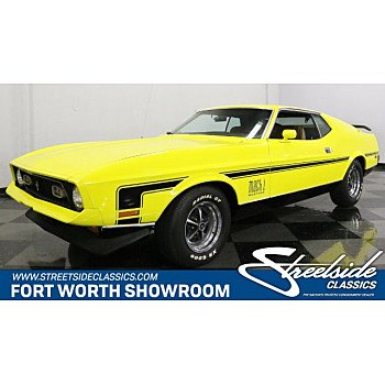 1971 Ford Mustang for sale 100946742
