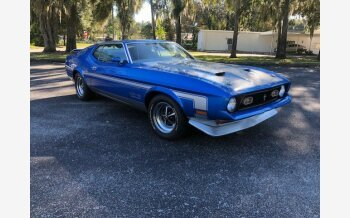 1971 Ford Mustang for sale 101059767