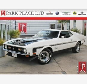 1971 Ford Mustang Boss 351 for sale 101231179