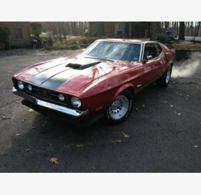1971 Ford Mustang Fastback for sale 101264584