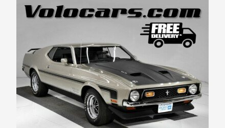 1971 Ford Mustang Boss 351 for sale 101269020