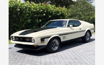 1971 Ford Mustang for sale 101381623