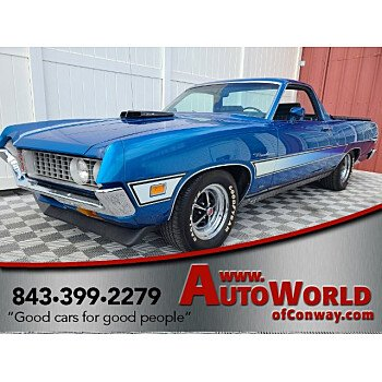 1971 Ford Ranchero for sale 101606166