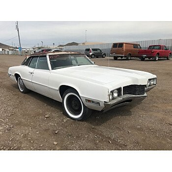 1971 Ford Thunderbird for sale 101002540