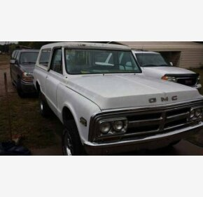 1971 GMC Jimmy for sale 101072780