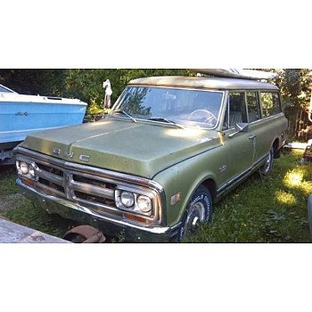 1971 GMC Suburban for sale 100839325