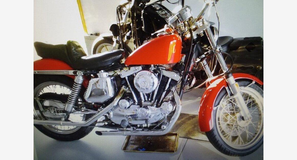 1971 Harley-Davidson Sportster for sale 200646777