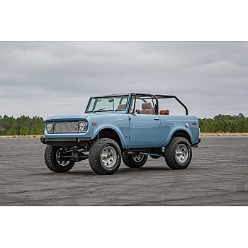 1971 International Harvester Scout for sale 101229272