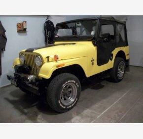 1971 Jeep CJ-5 for sale 101165228