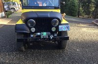 1971 Jeep CJ-5 for sale 101260059
