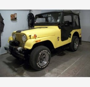 1971 Jeep CJ-5 for sale 101264944