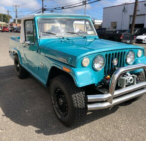 1971 Jeep Jeepster for sale 101034328