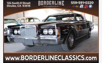 1971 Lincoln Continental for sale 101579003