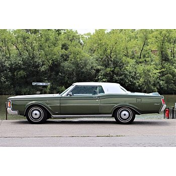 1971 Lincoln Mark III for sale 101355205