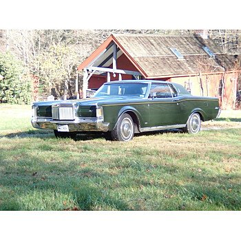 1971 Lincoln Mark III for sale 101411476
