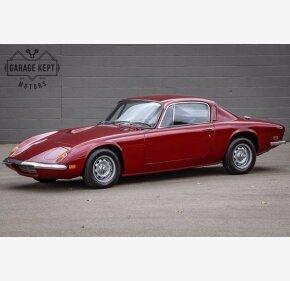1971 Lotus Elan for sale 101388908