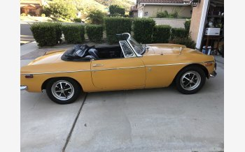 1971 MG MGB for sale 100990489