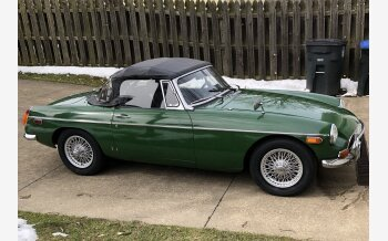 1971 MG MGB for sale 101343665