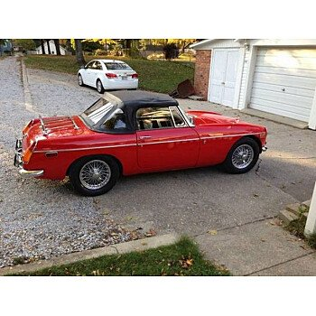 1971 MG MGB for sale 101560799
