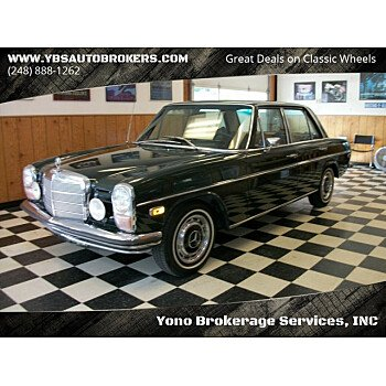 1971 Mercedes-Benz 220D for sale 101160875