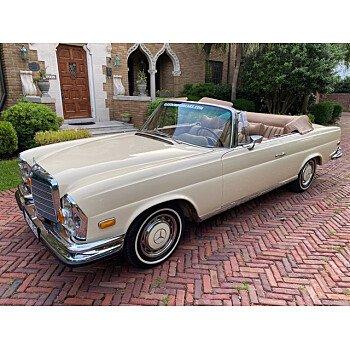1971 Mercedes-Benz 280SE for sale 101524980