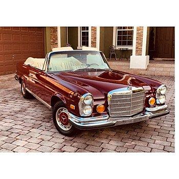 1971 Mercedes-Benz 280SE3.5 for sale 101336987