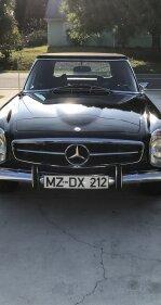 1971 Mercedes-Benz 280SL for sale 101207288