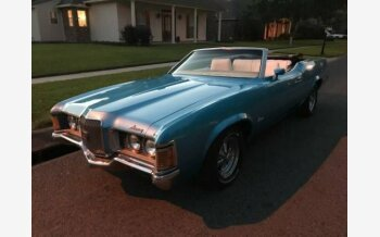 1971 Mercury Cougar for sale 100960800