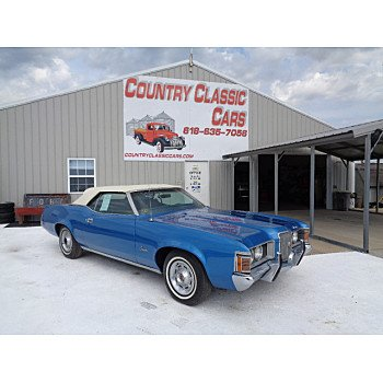 1971 Mercury Cougar for sale 100896544