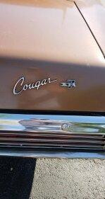 1971 Mercury Cougar XR7 for sale 101174555