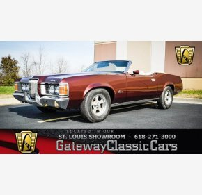 1971 Mercury Cougar for sale 101058267