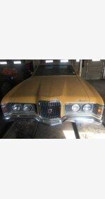 1971 Mercury Cougar for sale 101104458