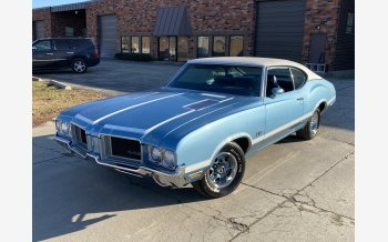 1971 Oldsmobile 442 for sale 101236772