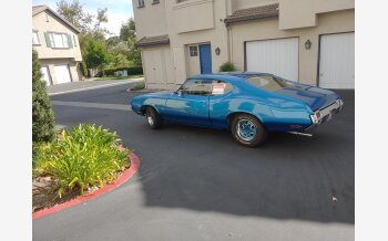 1971 Oldsmobile Cutlass Supreme Coupe for sale 101258998