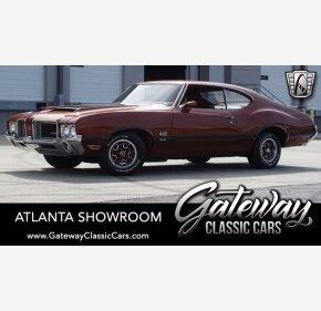 1971 Oldsmobile Cutlass for sale 101370785