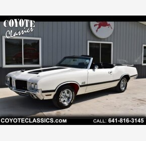 1971 Oldsmobile Cutlass for sale 101377318