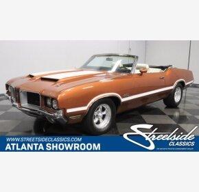 1971 Oldsmobile Cutlass for sale 101444983