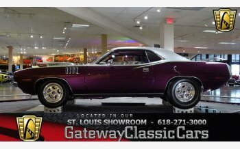 1971 Plymouth Barracuda for sale 100983617