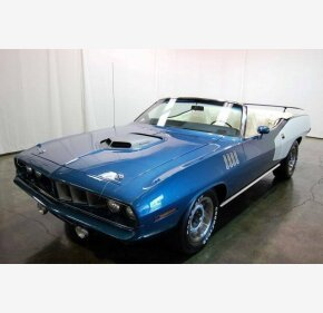 1971 Plymouth CUDA for sale 100898628